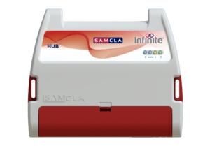 Hub Concentrador Samcla